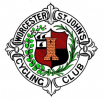 Worcester St John's Cycling Club logo