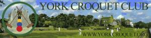 York Croquet Club logo